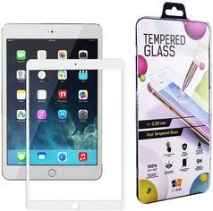 """Акция на Защитное стекло Drobak Full Cover Full Glue для Apple iPad mini 5 7.9"""" A2133 2019 White (222258) от Rozetka"""