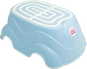 Акция на Многофункциональный детский стульчик OK Baby Herbie Голубой (38205535) (8008577558209) от Rozetka