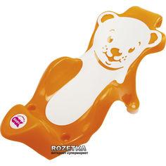Акция на Горка для купания OK Baby Buddy Оранжевая (37944540) от Rozetka
