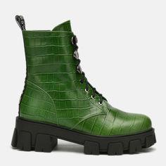 Акция на Ботинки Blizzarini Y228H-A5-C153-6J 36 23 см Зеленые (2000000530130) от Rozetka