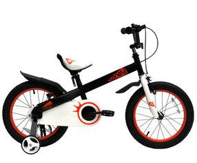 """Акция на Детский велосипед RoyalBaby Honey 16"""" Черный (04244) от Rozetka"""