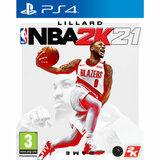 Акция на Игра NBA 2K21 для PS4 от Foxtrot