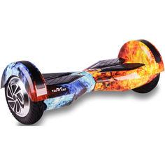 """Акция на Гироборд Smart Mini 8"""" Синее Пламя от Allo UA"""