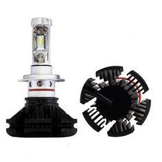 Комплект светодиодных LED ламп X3 H7 Набор Xenon от Allo UA