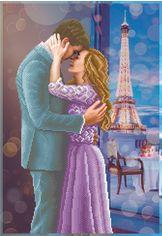 Акция на Набор для вышивки бисером ВДВ Влюбленные в Париже (ТН-1260) от Rozetka