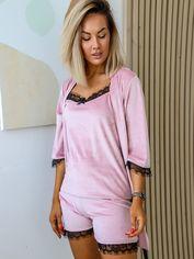 Акция на Пижама DNKA д5555 48 Розовая (2000000513980) от Rozetka
