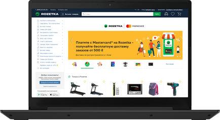 Акция на Ноутбук Lenovo IdeaPad L340-15IRH Gaming (81LK01MKRA) Gradient от Rozetka