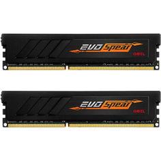 Акция на DDR4 2x16GB/3200 Geil EVO Spear (GSB432GB3200C16ADC) от Allo UA