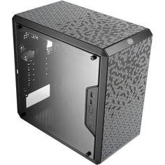 Акция на CoolerMaster Masterbox Q300L Black (MCB-Q300L-KANN-S00) без БП от Allo UA