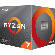 Акция на AMD Ryzen 7 3800XT (3.9GHz 32MB 105W AM4) Box (100-100000279WOF) от Allo UA