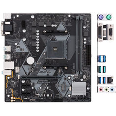 Акция на Asus Prime B450M-K Socket AM4 от Allo UA