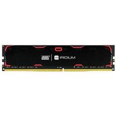 Акция на DDR4 16GB/2400 GOODRAM Iridium Black (IR-2400D464L17/16G) от Allo UA
