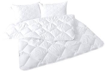 Акция на Набор Sleepingg Одеяло всесезонное 200х220 + подушки 50х70 2 шт (4820227283231) от Rozetka
