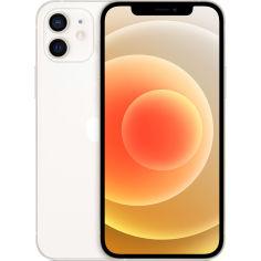 Акция на Смартфон APPLE iPhone 12 64GB White (MGJ63) от Foxtrot