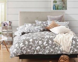 Акция на Комплект постельного белья MirSon Бязь Premium 17-0240 Dzhuana 143x210 см (2200001949874) от Rozetka