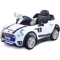 Акция на Электромобиль Caretero Maxi (white) от Allo UA