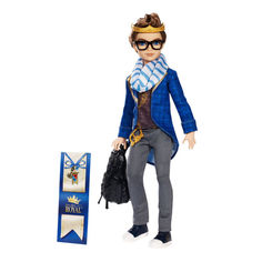 Акция на Кукла Эвер Афтер Хай Декстер Чарминг базовый полная версия с рюкзаком Ever After High Dexter Charming от Allo UA