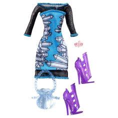 Акция на Набор одежды для Эбби базовый Monster High Abbey Bominable Basic Fashion Pack от Allo UA