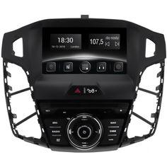 Акция на Штатная магнитола Gazer CM6007-BM Ford Focus от Allo UA