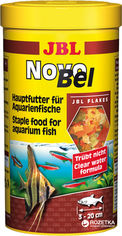 Акция на Корм JBL NovoBel для рыб в хлопьях 1 л (4014162301406/4014162001429) от Rozetka