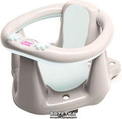 Акция на Детское сидение OK Baby Flipper Evolution с нескользящим покрытием и термодатчиком Серое (37992035) от Rozetka