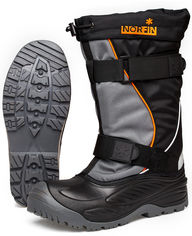 Акция на Сапоги Norfin Avalanche 14910 43 (8.5UK) 28 см Черно-серые с оранжевым (4750701476531) от Rozetka