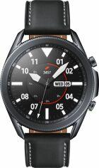 Акция на Смарт годинник Samsung Galaxy Watch 3 45mm (SM-R840NZKASEK) Black от Територія твоєї техніки