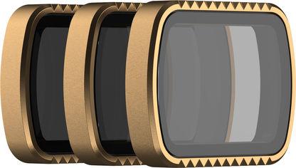 Акция на Светофильтр Polar Pro Osmo Pocket Shutter Collection Cinema Series (ND4, ND8, ND16) (PCKT-CS-SHUTTER) от Rozetka