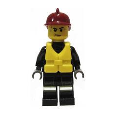 Акция на LEGO City Fire - Reflective (cty0372) от Allo UA