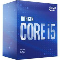Акция на Процессор Intel Core i5-10400 6/12 2.9GHz 12M LGA1200 65W box (BX8070110400) от MOYO