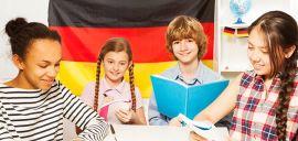 Акция на Полный курс по немецкому языку для детей от Pokupon