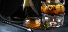 Акция на Кальян с чаем или лимонадом в кальян-баре «My Bar» от Pokupon