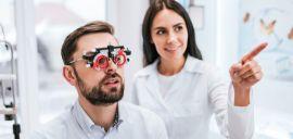 Акция на Консультация у врача-офтальмолога в «ZORKO» от Pokupon