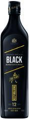 Акция на Виски Johnnie Walker Black label ICON 12 лет выдержки 0.7 л 40% (5000267179797) от Rozetka