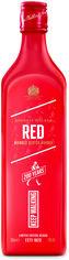Акция на Виски Johnnie Walker Red label Icon 4 лет выдержки 0.7 л 40% (5000267179902) от Rozetka