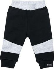 Акция на Спортивные штаны ЛяЛя 10ІН012 (2-12) 80 см Черные (101001221280) от Rozetka