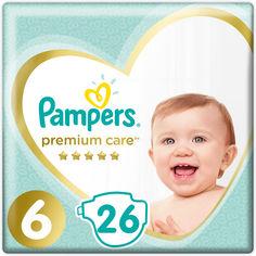 Акция на Подгузники Pampers Premium Care Размер 6 (13+ кг) 26 шт (8001841105093) от Rozetka