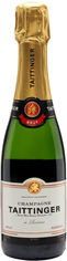 Акция на Шампанское Taittinger Brut Reserve белое брют 0.375 л 12.5% (3016570001115) от Rozetka