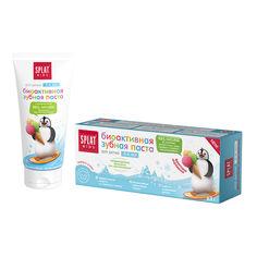 Акция на Натуральная зубная паста для детей серии KIDS Фруктовое мороженое 50 мл SPLAT от Medmagazin