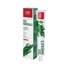 Акция на Отбеливающая зубная паста Special SEA MINERALS Укрепление эмали. Защита от кариеса 75 мл Splat от Medmagazin