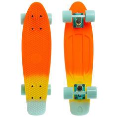 Акция на Пенни Борд Penny Board Fish Skateboards Матовый Нептун 57 см (FSTM1) от Allo UA