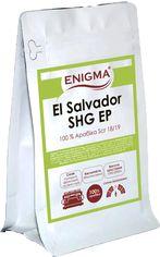 Акция на Кофе в зернах Enigma El Salvador SHG 500 г (4000000000046) от Rozetka