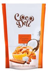 Акция на Упаковка чипсов кокосовых Coco Deli с апельсином, корицей и кофе 30 г х 18 шт (4820144210242) от Rozetka