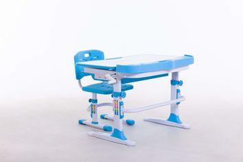 Комплект парта+стульчик Bambi М 9047 Blue + подставка для книжек от Stylus
