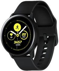 Акция на Samsung Galaxy Watch Active Black (SM-R500NZKA) от Stylus