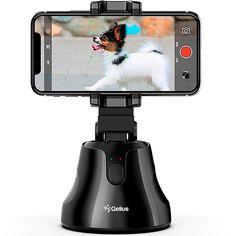 Акция на Штатив Gelius с датчиком движения 360° Gelius Pro Smart Holder Follower GP-SH001 (2099900811678) от Rozetka