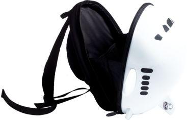 Акция на Рюкзак машинка Ridaz Аirplane backpack (91102W-WHITE) от Stylus