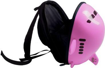 Акция на Рюкзак машинка Ridaz Аirplane backpack (91102W-PINK) от Stylus