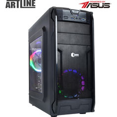 Акция на ARTLINE Gaming X35 (X35v17) от Allo UA