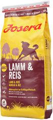 Сухой корм для взрослых собак Josera Lamb & Rice 15 кг (4032254743354) от Stylus
